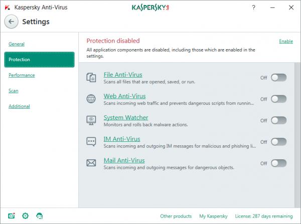 آنتی ویروس اورجینال Kaspersky 2017 یک ساله یک کاربره+ یک کاربر رایگان