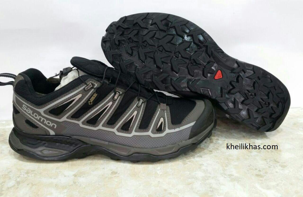 کفش خارجی دست دوم سالامون خیلی تمیز سایز 45