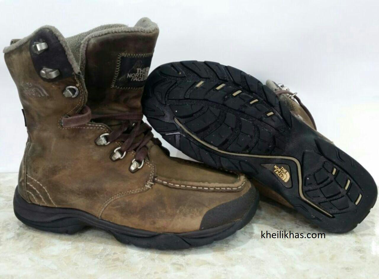کفش خارجی دست دوم نورث فیس سایز 43