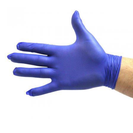 دستکش لاتکس خارجی بدون پودر سایز Large