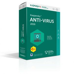 آنتی ویروس اورجینال Kaspersky 2017